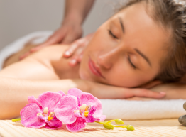massaggio orchidea