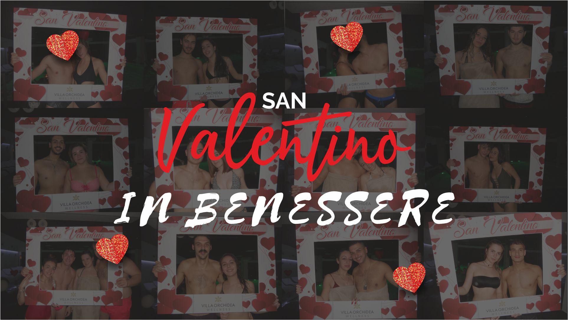 FOTO – San Valentino 2019 in Benessere